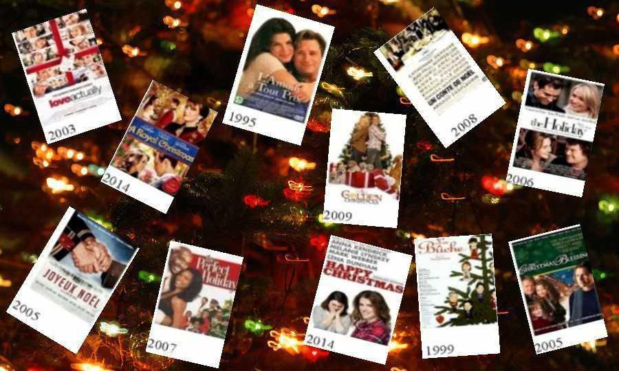 Deux films de Noël, un ancien et un récent