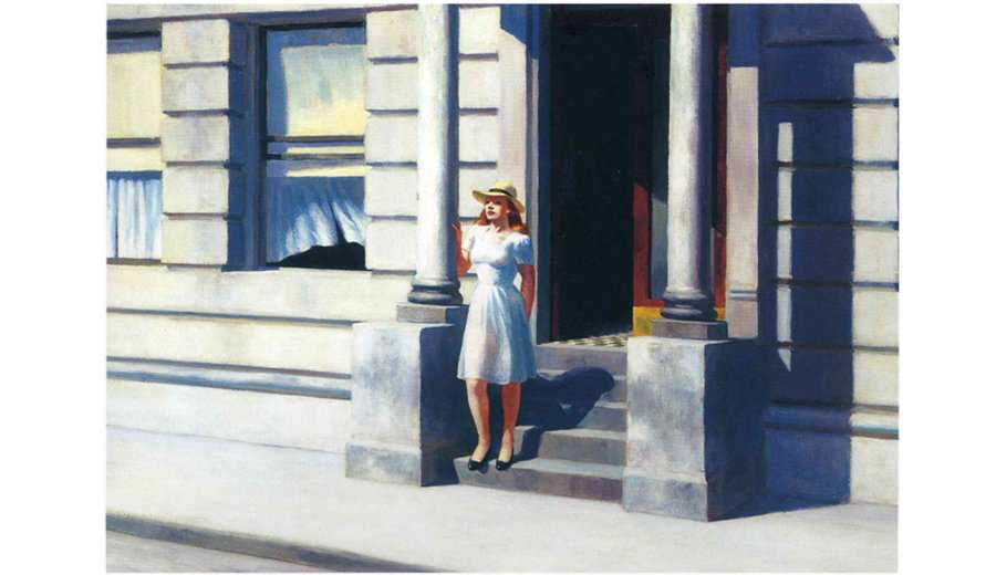 Edward Hopper :  le monde à travers les émotions