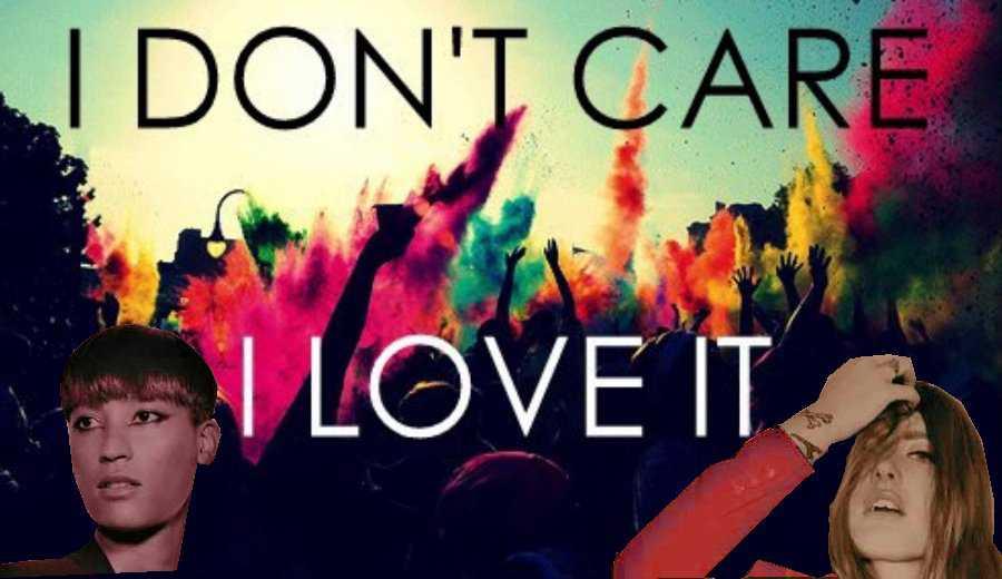 I love It, I don't care, succès  techno-pop