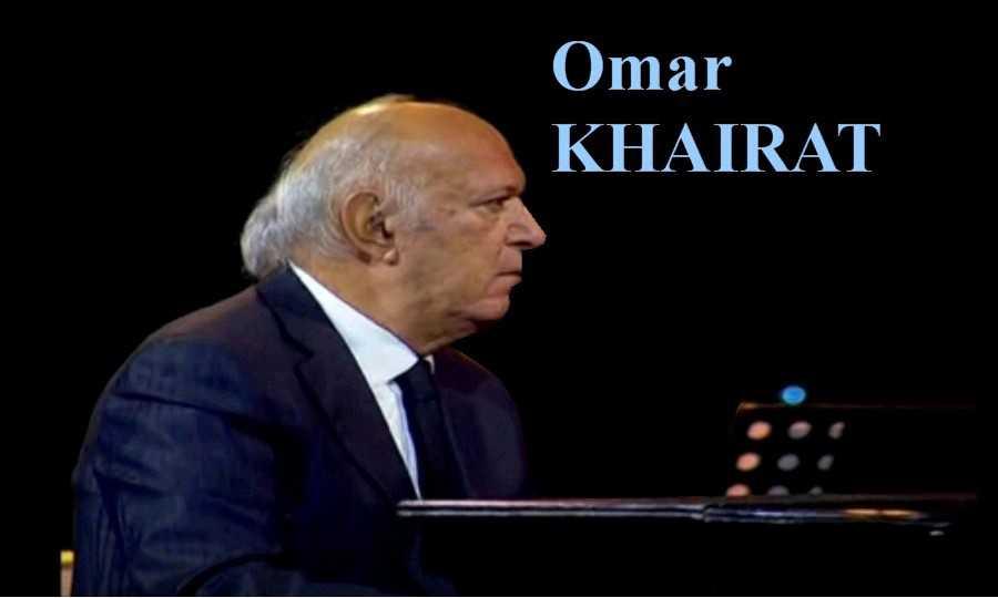 Omar Khairat, maître coloriste des sons