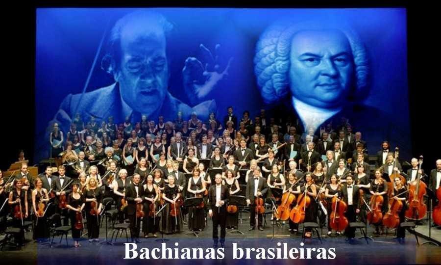 Villa Lobos compose ses Bachianas brasileiras