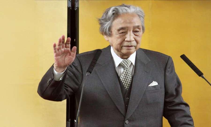 Le philosophe japonais Takeshi Umehara est mort