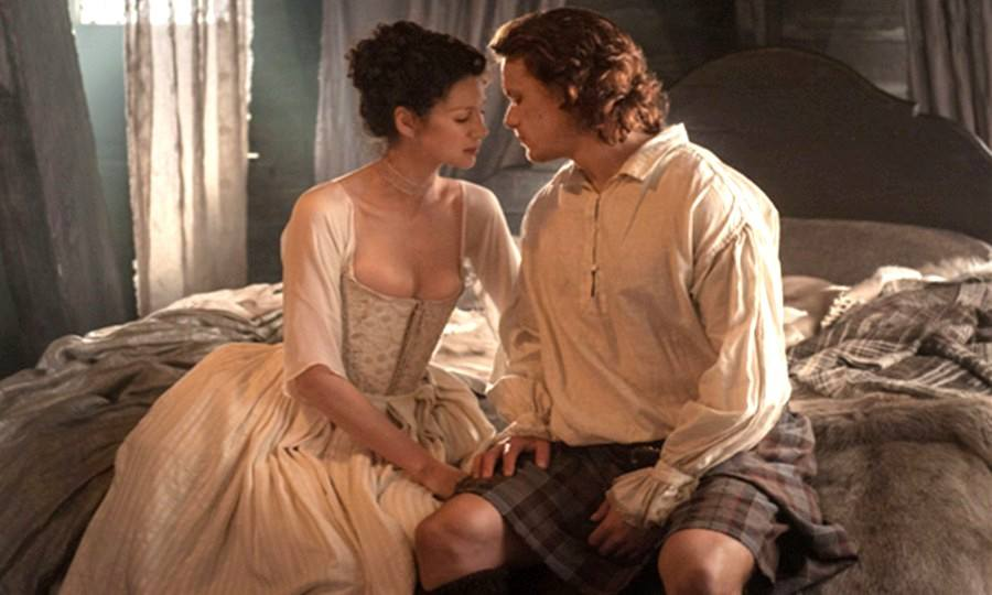 Outlander, Tudors, Poldark, Versailles et histoire de la sexualité